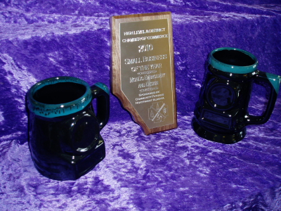 Mugs and Plaques